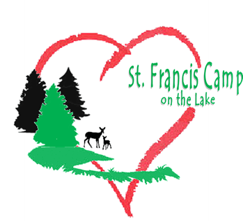 St. Francis Camp on the Lake Logo