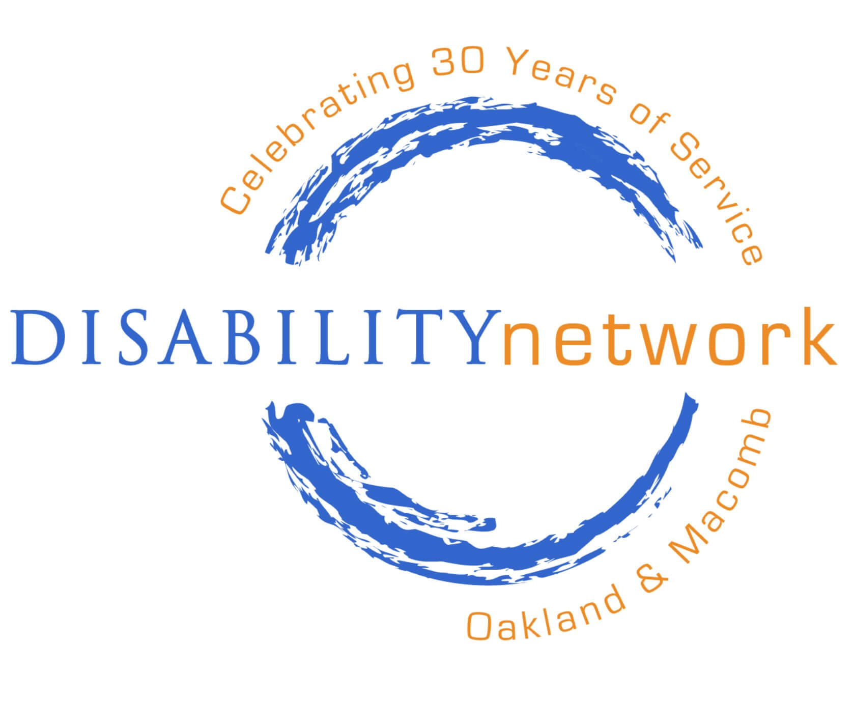 Disabilty Network Oakland & Macomb Logo